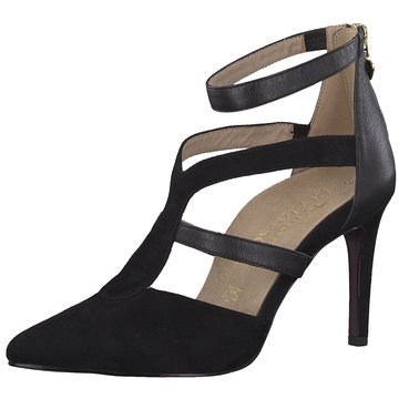 Tamaris RiemchenpumpsHeart and Sole schwarz