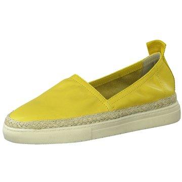 Tamaris Espadrille gelb