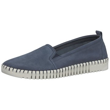 Tamaris - Slipper Halbschuh Casual -  blau