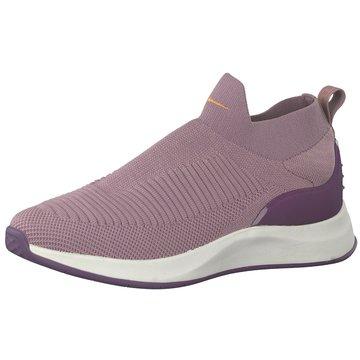 Tamaris Sportlicher Slipper rosa