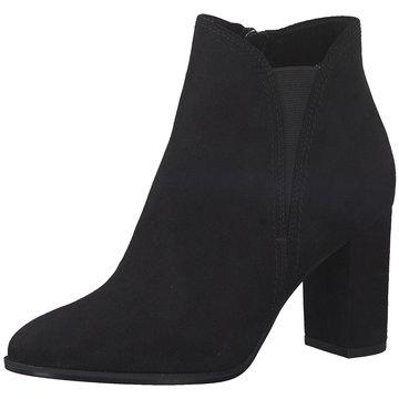 Tamaris Klassische Stiefelette schwarz
