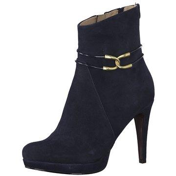 Tamaris Ankle Boot blau