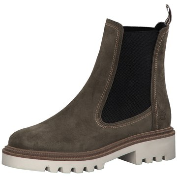 Tamaris Top Trends Stiefeletten oliv