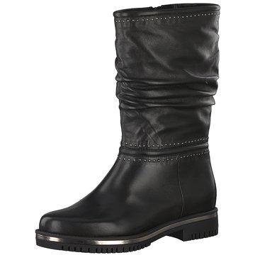 Tamaris Komfort Stiefelette schwarz