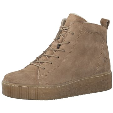 Tamaris Sneaker High braun