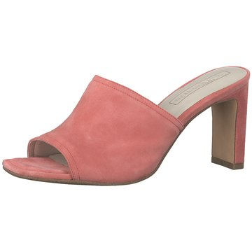 Tamaris Klassische Pantolette rosa