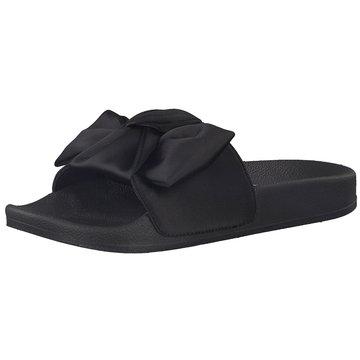 Tamaris Pool Slides schwarz