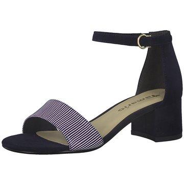 Tamaris Top Trends PumpsDa.-Sandalette blau