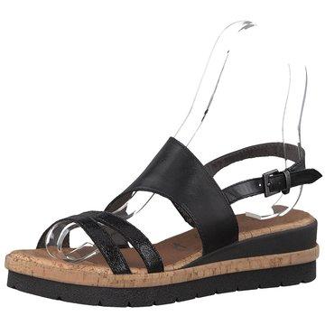 Damen Plateau Sandaletten online kaufen   schuhe.de 23b452af40