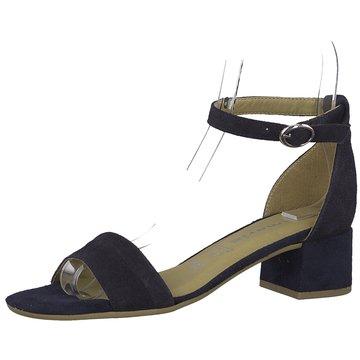 Tamaris Top Trends Sandaletten blau