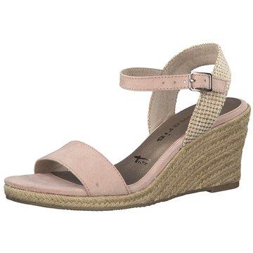 Tamaris Keilabsatz Sandale
