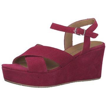 Tamaris Top Trends Sandaletten pink