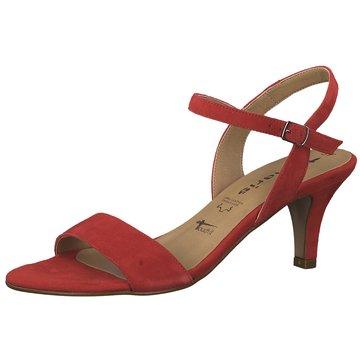 Heißer Verkauf Tamaris Sandalette, mit feinen Riemchen für