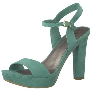 Tamaris Top Trends High Heels grün