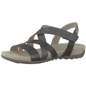 Tamaris Komfort SandaleDa.-Sandalette schwarz