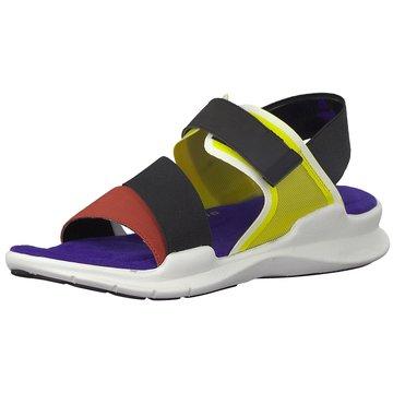Tamaris Komfort Sandale bunt