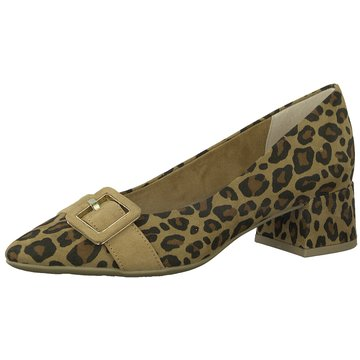 Marco Tozzi Flacher Pumps animal