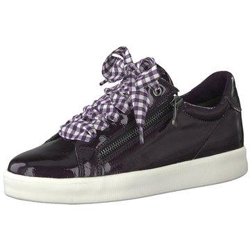 Marco Tozzi Sneaker Low lila