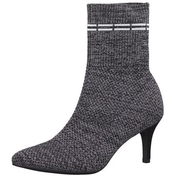 Marco Tozzi Top Trends Stiefeletten silber