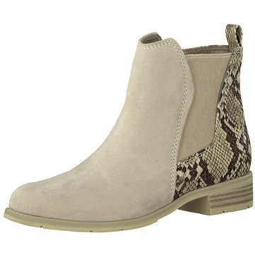 Marco Tozzi Chelsea Boot animal