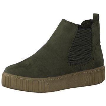 Marco Tozzi Chelsea Boot oliv