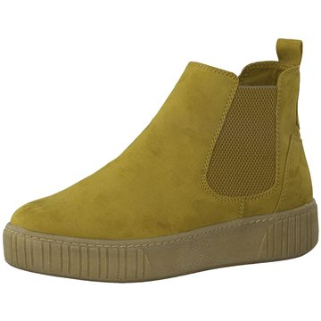Marco Tozzi Chelsea Boot gelb