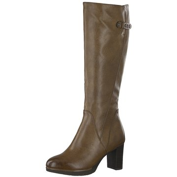 Marco Tozzi Top Trends Stiefel braun