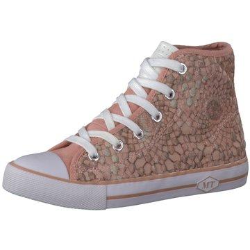 Marco Tozzi Sneaker High rosa
