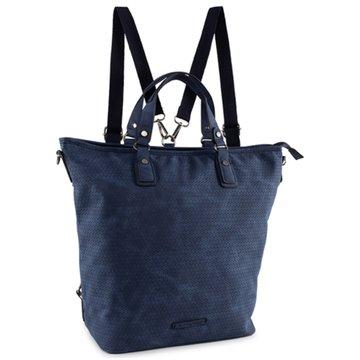 Marco Tozzi Handtasche blau