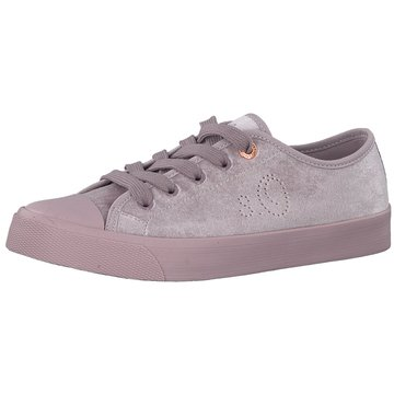 s.Oliver Sneaker Low lila