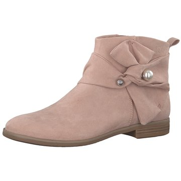 s.Oliver Ankle Boot rosa
