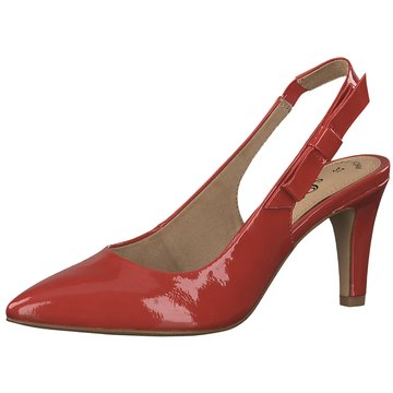 s.Oliver Top Trends Pumps rot