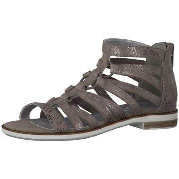 s.Oliver Offene Schuhe bunt