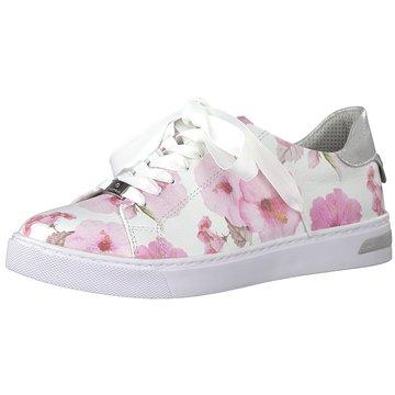 Be Natural Sneaker Low weiß