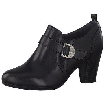 Be Natural Komfort Stiefelette schwarz
