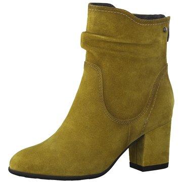 Jana Klassische Stiefelette gelb