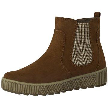 Soft Line Chelsea Boot braun