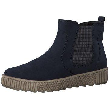 Jana Chelsea Boot blau