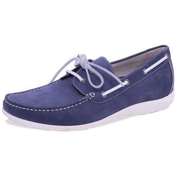 Caprice Bootsschuh blau