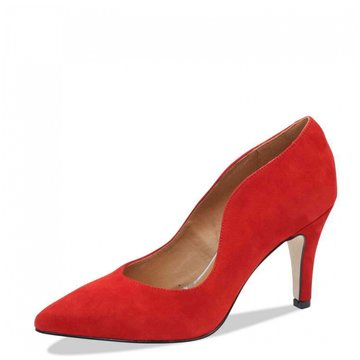 Caprice Top Trends Pumps rot