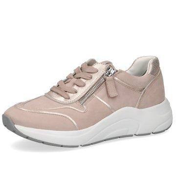 Caprice Sportlicher Schnürschuh rosa