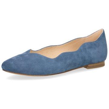 Caprice Eleganter Ballerina blau