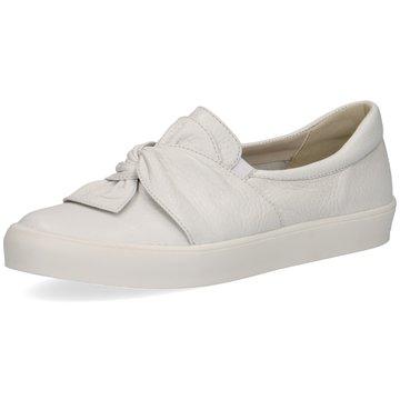 Caprice Sportlicher Slipper weiß