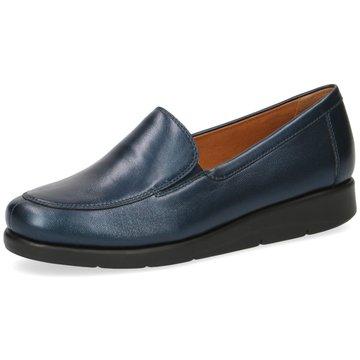 Marco Tozzi Komfort Slipper blau