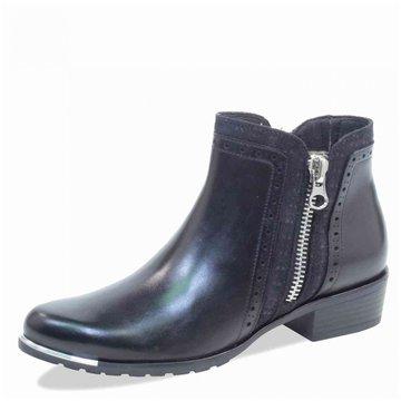 Caprice Ankle BootDa.-Stiefel schwarz
