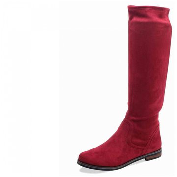 Caprice Top Trends Stiefel rot