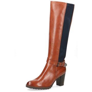 Caprice Klassischer Stiefel braun