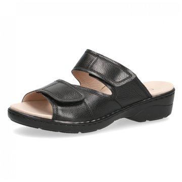 Caprice Komfort PantoletteIsolde schwarz