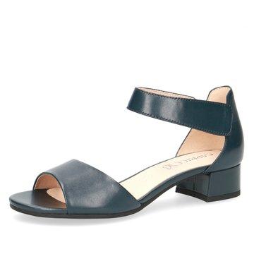 Caprice Komfort SandaleDa.-Sandalette blau