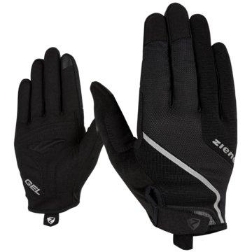 Ziener FingerhandschuheCLYO TOUCH LONG BIKE GLOVE - 218213 schwarz